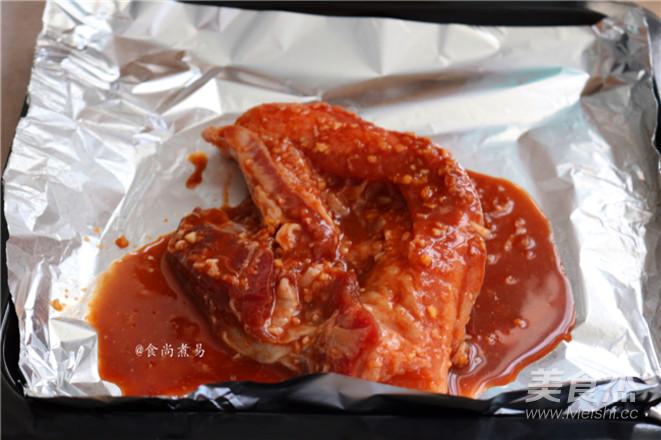 香烤南乳五花肉的步骤