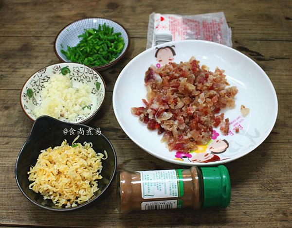 香芋炸煎堆的简单做法