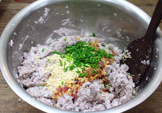 香芋炸煎堆怎么煮