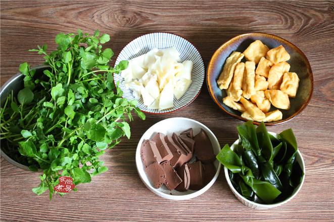 牛杂火锅怎么吃
