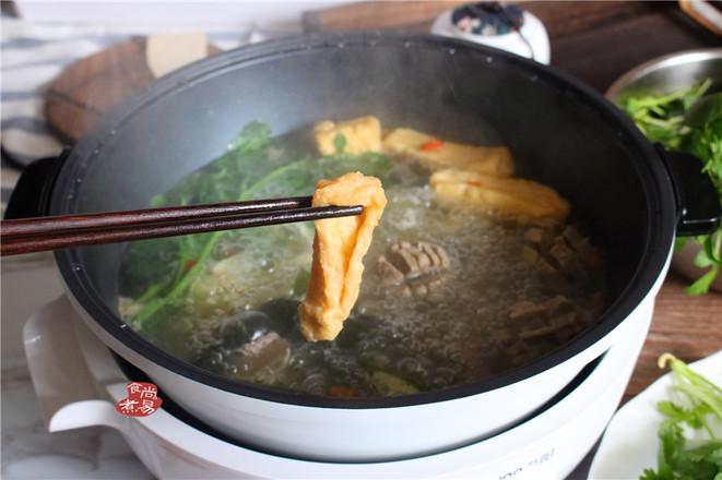牛杂火锅怎么炒