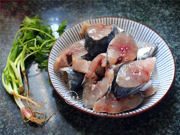 干煎马鲛鱼块的做法大全