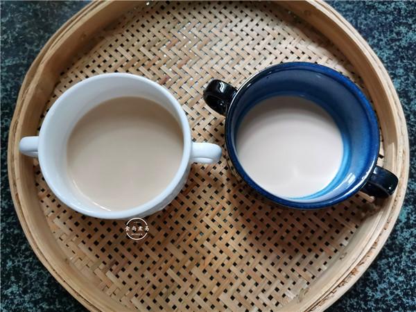 红糖牛奶蒸鸡蛋的家常做法