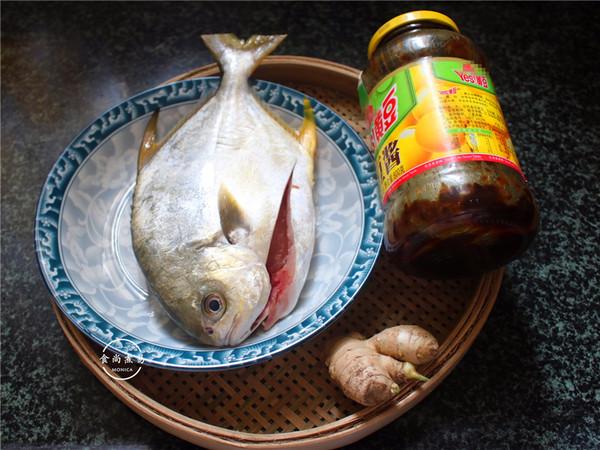 黄豆酱蒸鲳鱼的做法大全