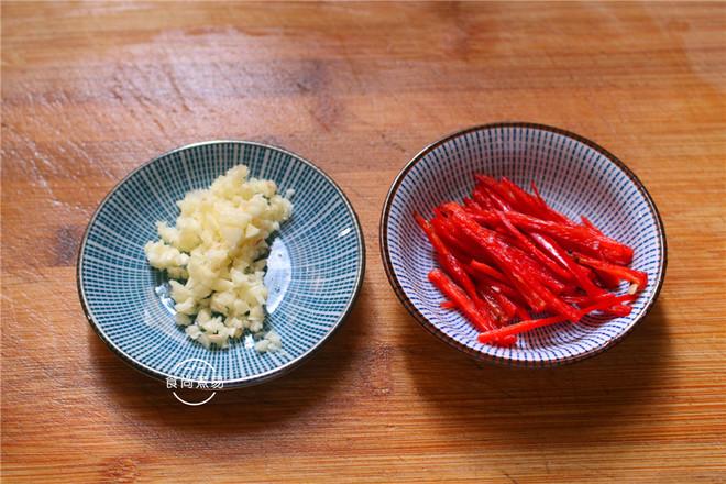 蒜蓉辣椒土豆丝的家常做法