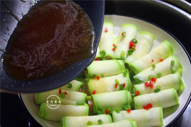美味西葫芦卷怎么做