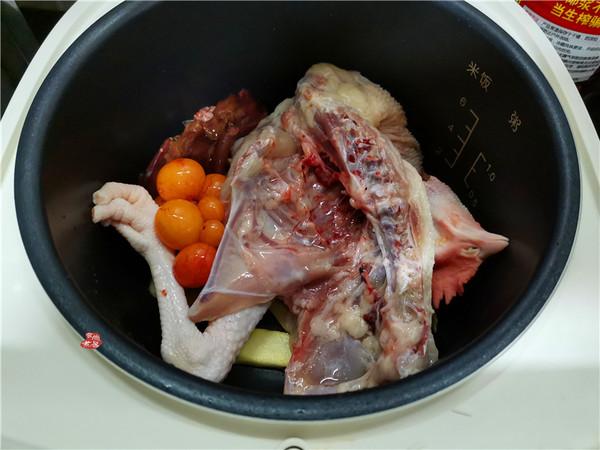 电饭锅煲鸡的简单做法