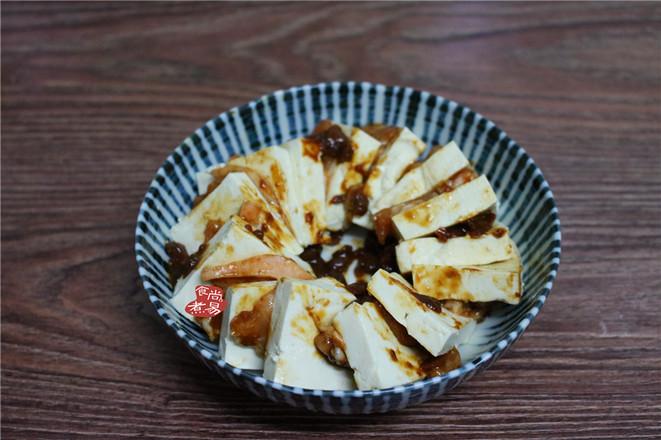 豆腐蒸五花肉怎么吃