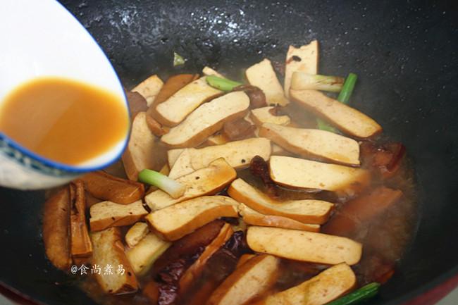 豆腐干蒜苗炒腊肉怎么吃