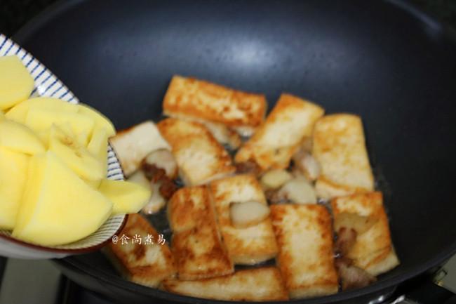 酱焖豆腐的简单做法