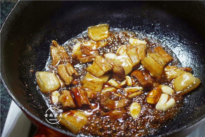 豆角干焖五花肉的家常做法