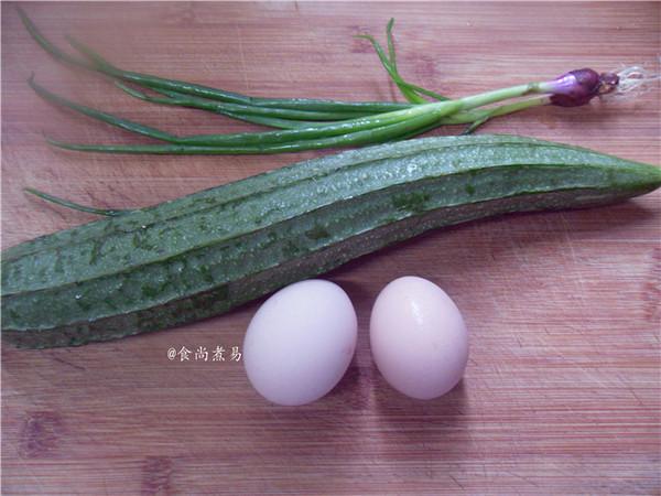 丝瓜扣鸡蛋的做法大全