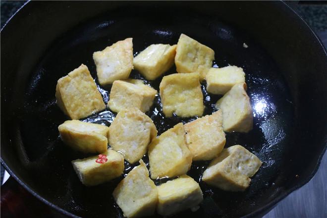 糖醋豆腐怎么做