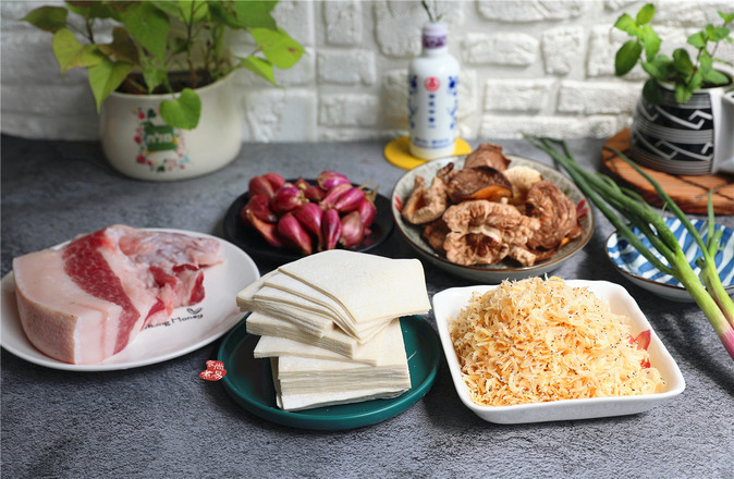 虾皮香菇鲜肉馄饨的步骤