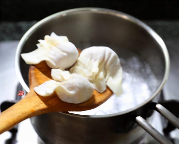 虾皮香菇鲜肉馄饨怎样做