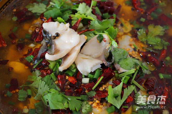 茄汁水煮鱼片的制作大全