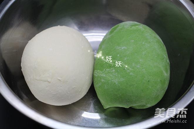 翡翠饺子的简单做法