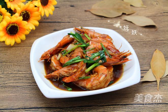 油焖大虾怎么煮