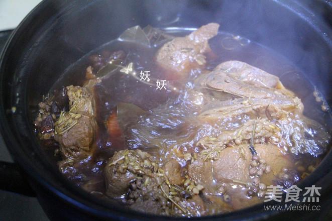 卤牛肉怎么煮