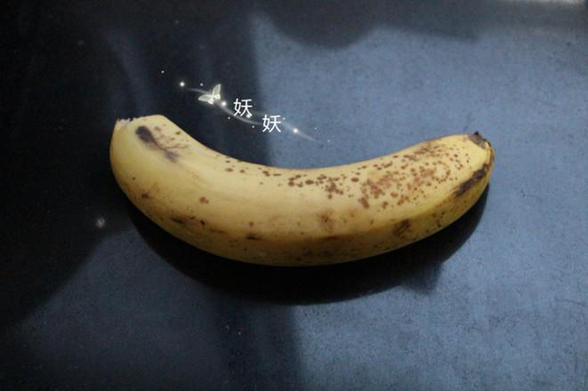 香蕉松饼的做法大全