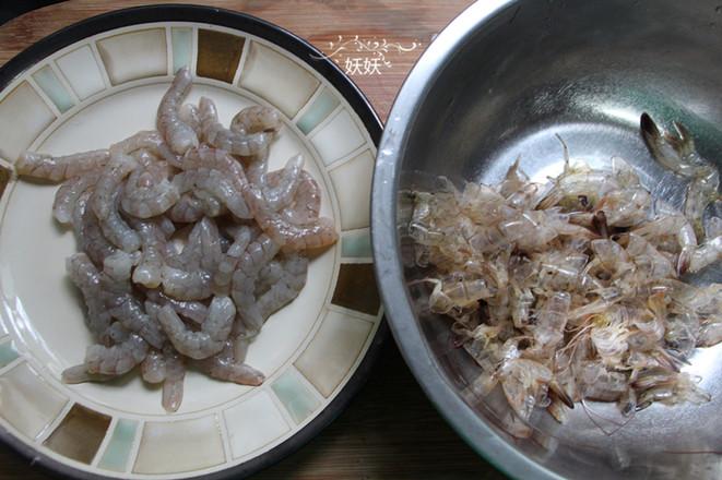 滑蛋虾仁的做法大全