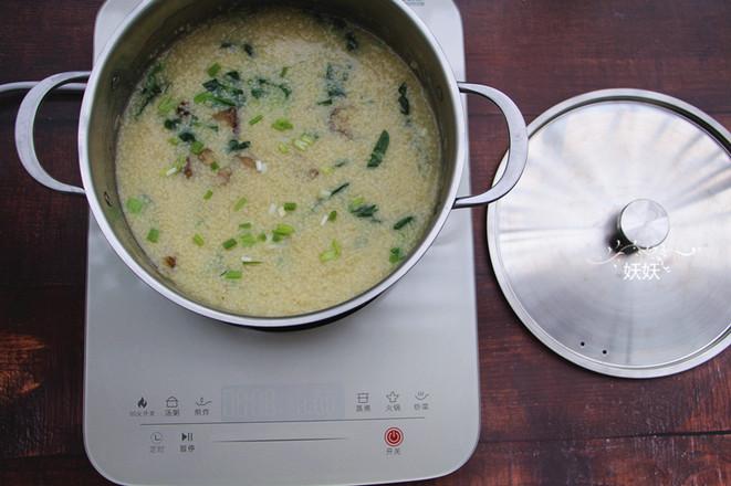 海参小米粥怎么煮