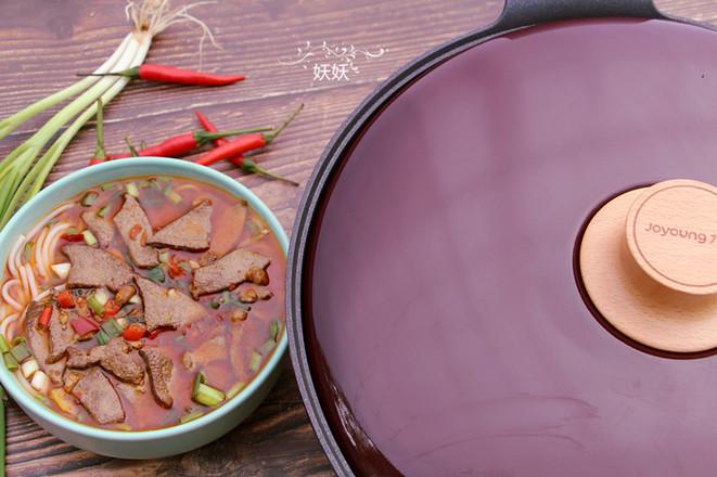 猪肝粉怎么煮