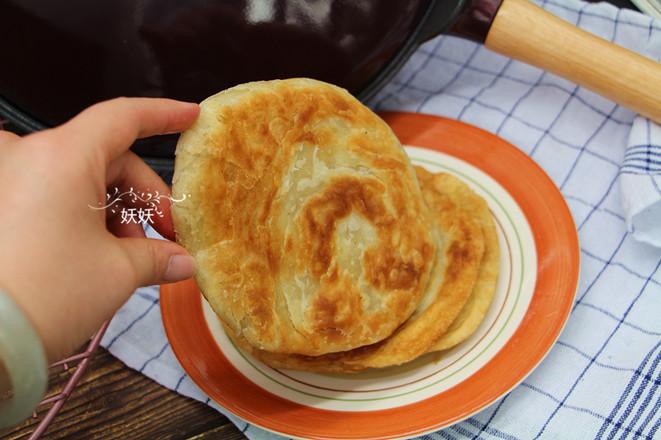 人气油酥饼成品图