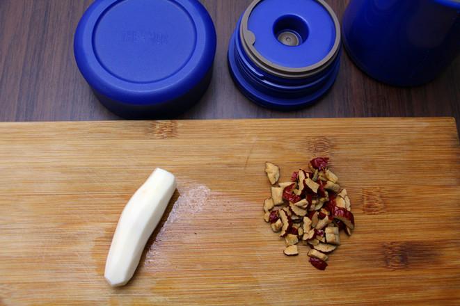 红枣山药小米粥的做法图解