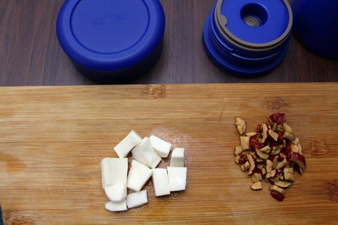 红枣山药小米粥的家常做法
