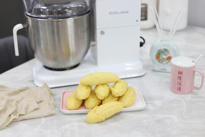 一次性发酵玉米馒头怎么煸