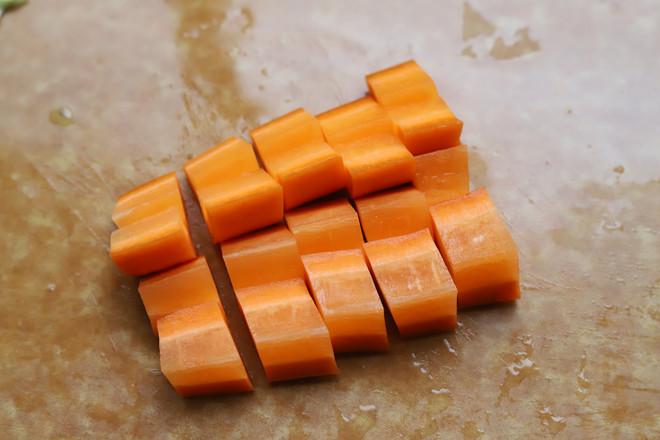 彩椒杏鲍谷的简单做法