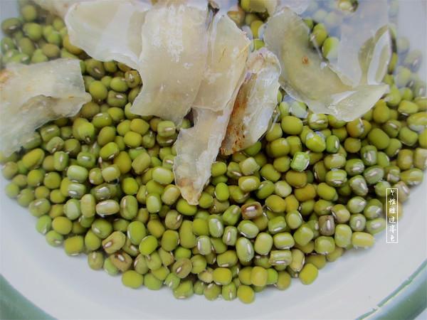 百合绿豆粥的做法大全