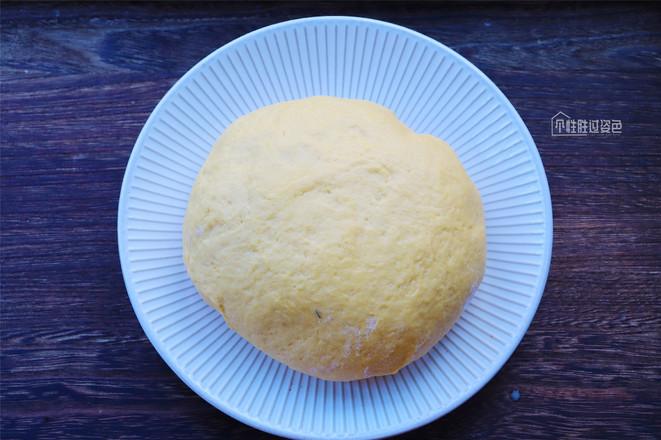 南瓜豆沙包的家常做法
