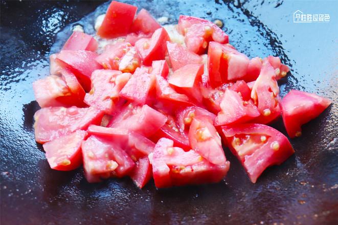 番茄菜花怎么吃