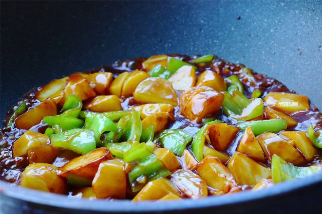 红烧土豆怎么做