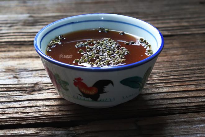 卤汁毛豆的简单做法