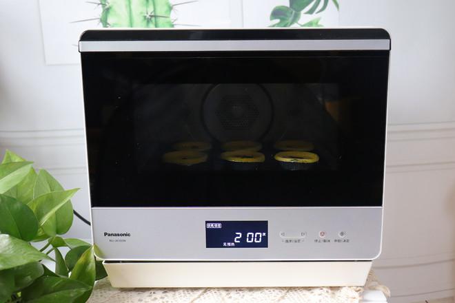 棉花糖蛋挞的家常做法