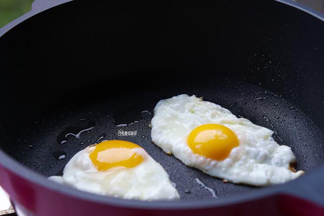 荷包蛋焖面的做法大全