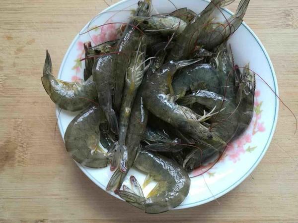 酸甜海虾的做法大全