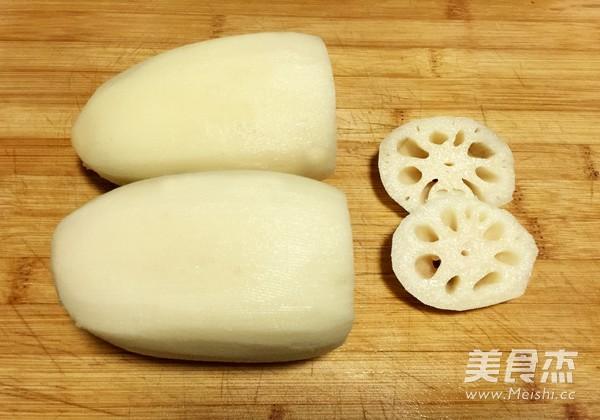 桂花糯米藕的做法图解