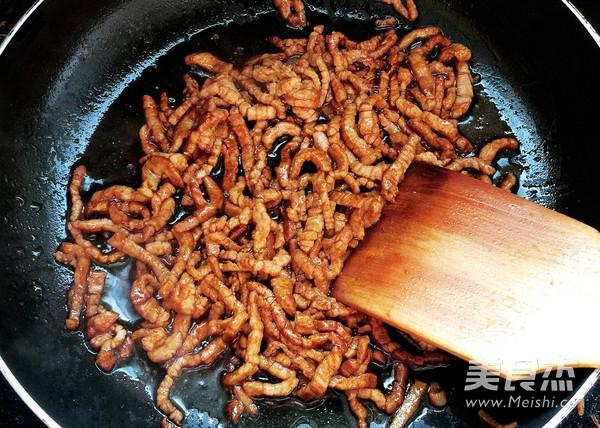 蒜苔炒肉丝怎么做