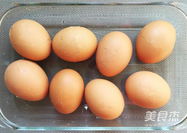 茶叶蛋的家常做法