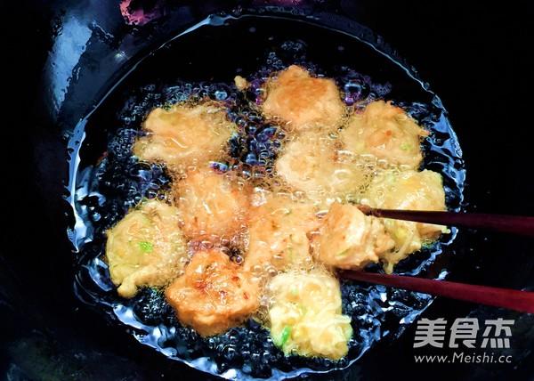炸白萝卜丸子怎么煮