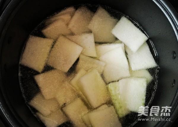 冬瓜香菇汤的简单做法