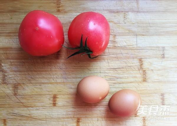 西红柿炒鸡蛋的步骤