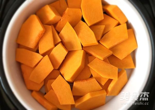 南瓜红枣发糕的家常做法