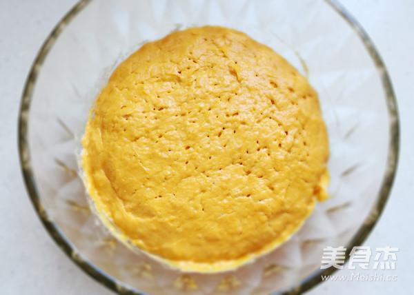 南瓜小蒸糕怎么吃