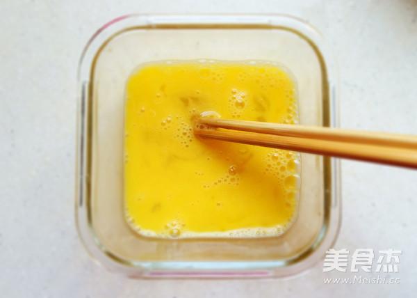 香菜鸡蛋饼的简单做法