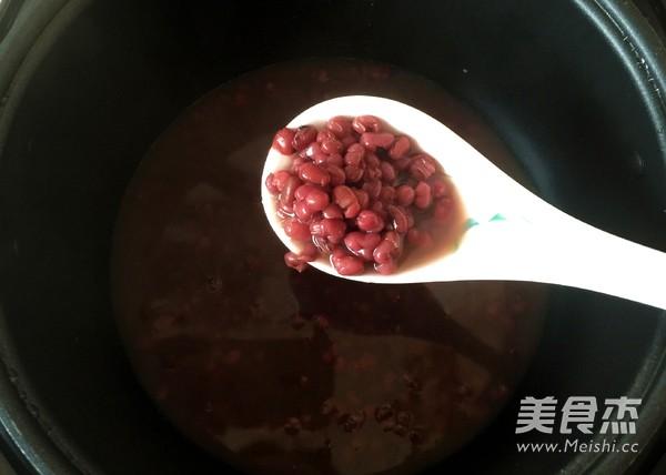 桂花赤豆小元宵的简单做法
